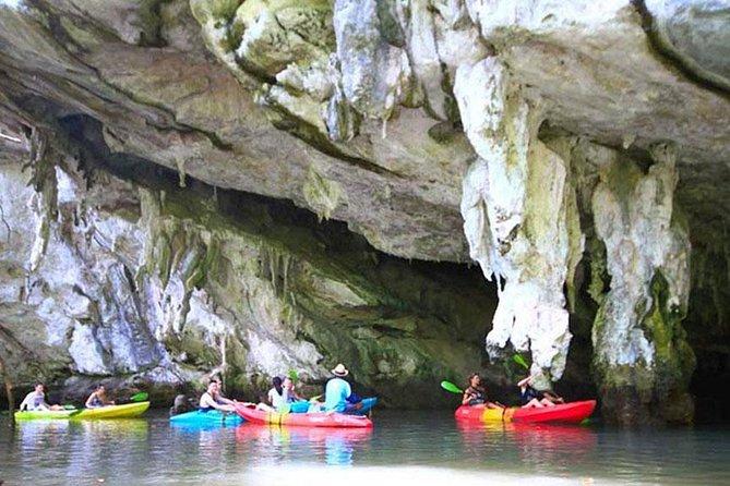 Full Day Kayaking at Ao Thalane Krabi
