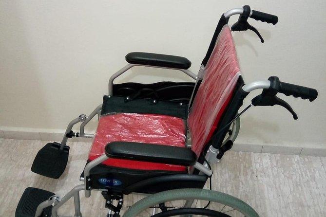 Manual Wheelchair Rental (Per Day)