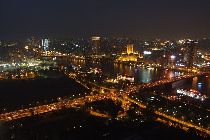 Night tour in Cairo