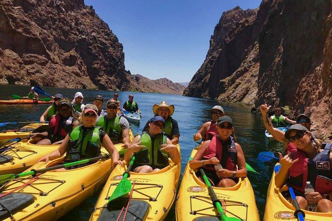 Emerald Cave Kayak Tour with Optional Las Vegas Pickup