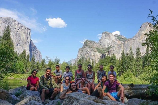 Yosemite and Giant Sequoias Day Tour