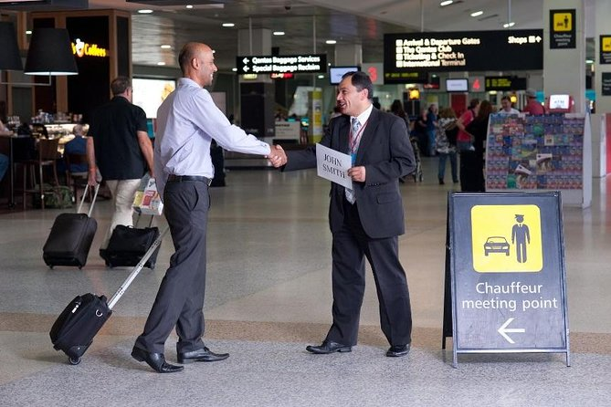 Private Transfer from Washington Reagan Airport to Washington DC by Luxury SUV