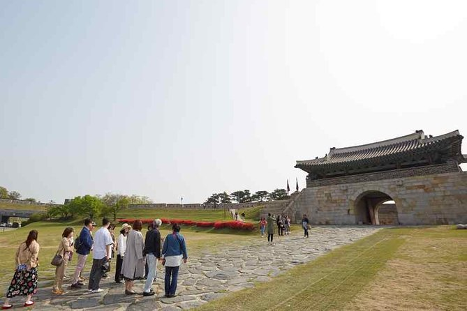 Suwon Hwaseong Fortress Small-Group Morning Tour from Seoul
