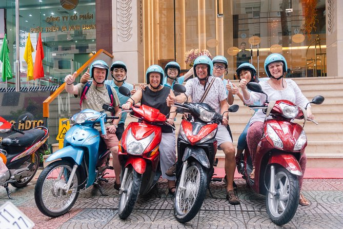 Motorbike Student City Tour in Ho Chi Minh