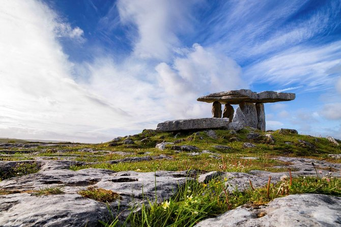 Mullaghmore Private Walk. The Burren, Co Clare. Guided. 2 hours.