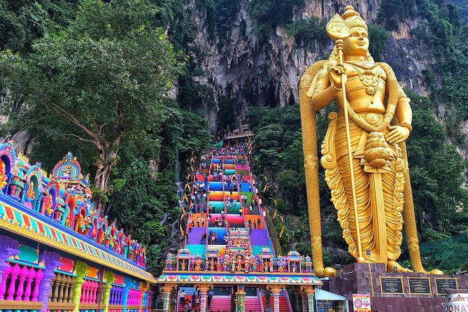 Full Day Kuala Lumpur Experience with 20 Attractions