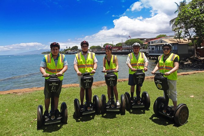 Segway PT Guided Tours in Maui, Hawaii from Lahaina