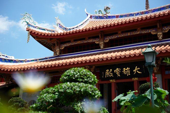 Singapore National Monument - Lian Shan Shuang Lin Monastery (Private Tour)