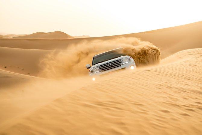 Abu Dhabi Half Day Desert Safari