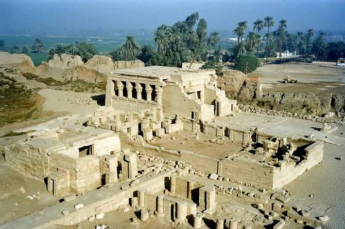 Half Day Dendera Temple Private Tour from Luxor