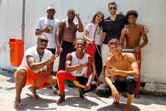 Private Walking and Cultural Tour Rocinha-Rio de Janeiro