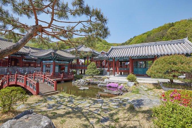 MBC DaeJangGeum Park & Folk Village Tour