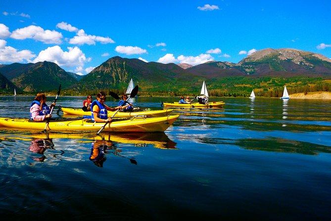 Island Kayak Tour Experience in Frisco