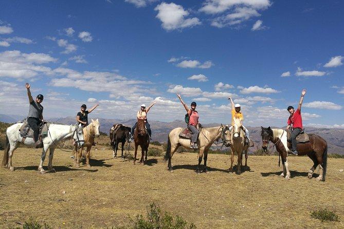 Half-Day Horseback Riding Tour from Cusco