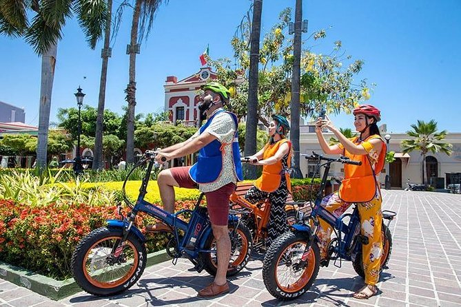 Mazatlan on an Electric Bicycle. Travel more, Enjoy more!