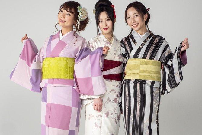 Nice kimono rental