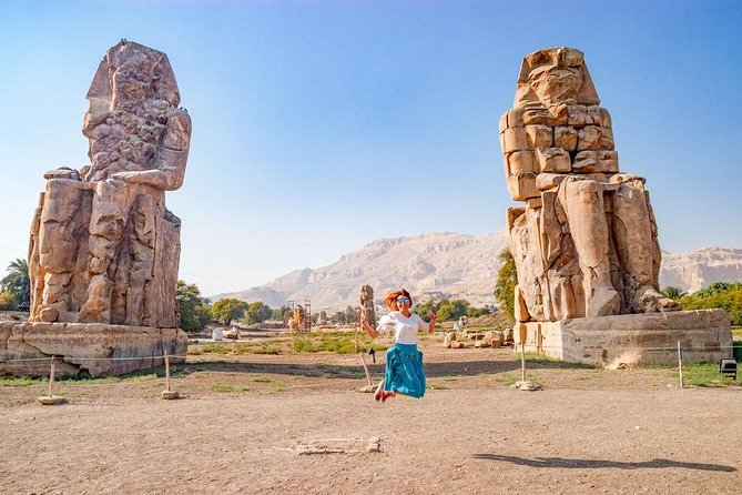 Luxor : Full-Day Private Tour of the East and West Banks