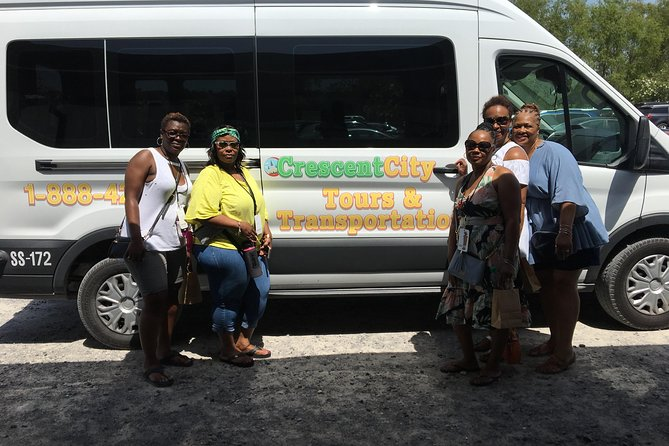 Whitney Plantation and Swamp Tour Combo