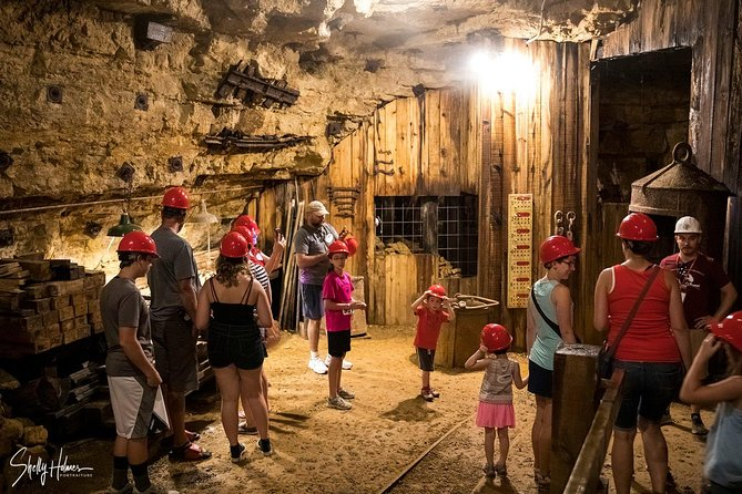 Guided Bevans Mine Tour