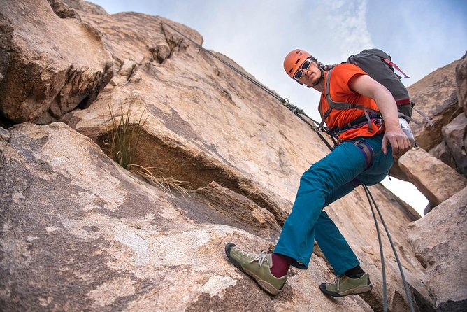 Rappelling Adventure in Joshua Tree National Park (4 Hours)