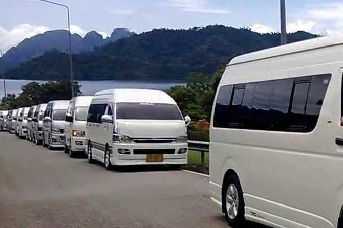 BANGKOK: Private Van Transfer from Bangkok City Center - Pattaya City