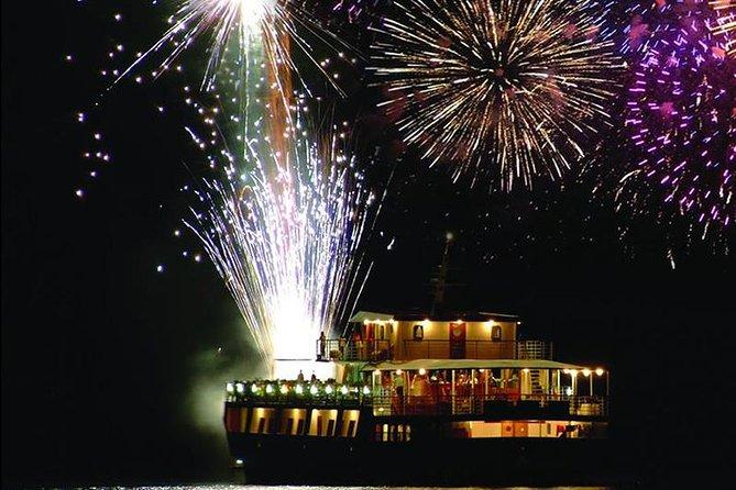 Wave Dancer Fireworks Night Cruise