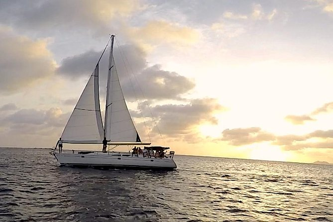 G&T Private Sunset Cruise on the most spacious charter boat of Bonaire.