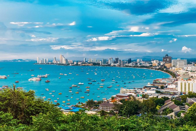 Pattaya and Coral Island Small-Group Day Tour from Bangkok