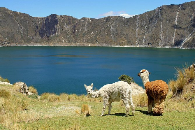 Cultural Tour Laguna Quilotoa: Hiking and Descent to the Lagoon all included