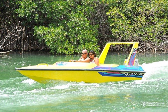 Aquaworld Jungle Tour in Cancun