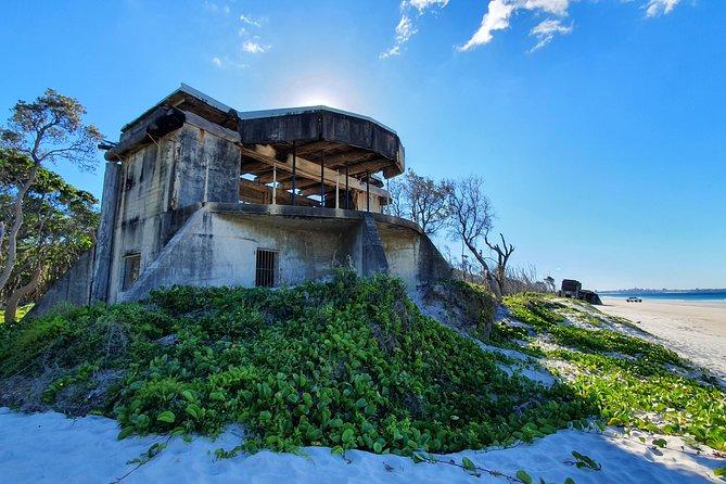 Bribie Island Beach & Bunker Tour