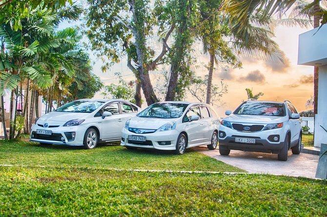 Private car with Driver Per Day