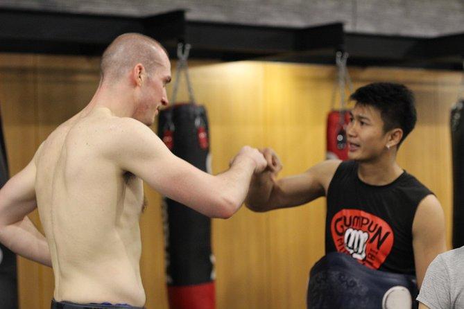 Climax Muay Thai Group Training @Gumpun, Khon Kaen