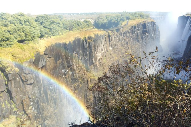 Livingstone day trips from Victoria Falls Town Zimbabwe