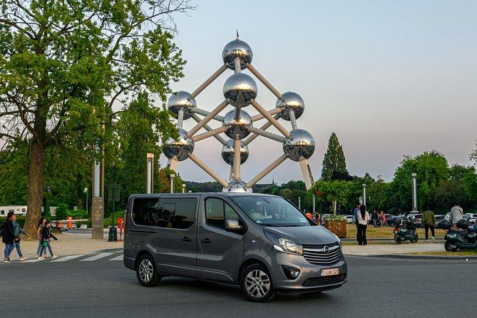 Transfer: Charleroi Airport> Brussels-Zaventem Airport | Shuttle: MiniVan