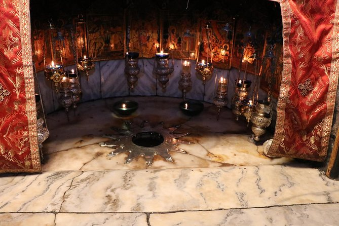 Half Day Travel to Bethlehem & Grotto Visit - Trip from Jerusalem
