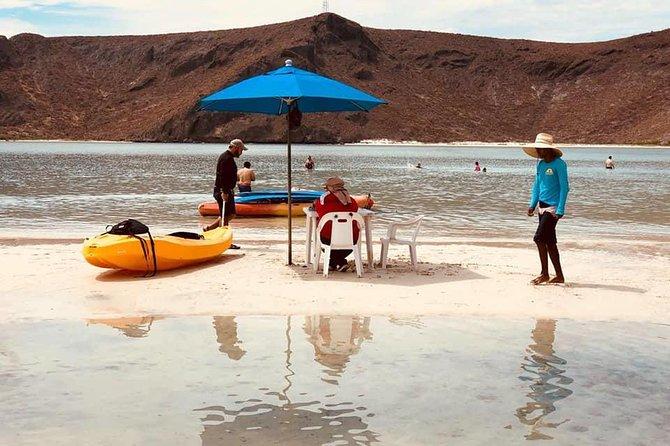 Balandra & City Tour La Paz & Todo Santos