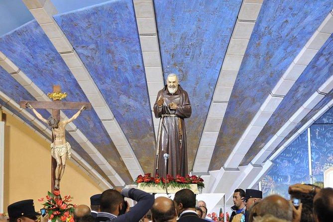 Padre Pio San Giovanni Rotondo Private Tour from Rome