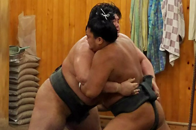 Experience Sumo & Japanese Culture