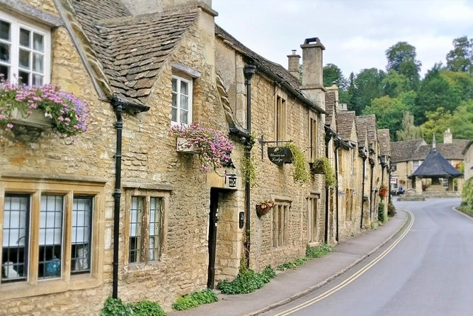 Quintessential Cotswolds & Cream Tea: from Bath for 2-8 curious travellers