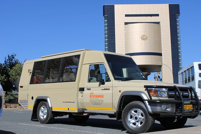 Atutanga Tours and Safaris