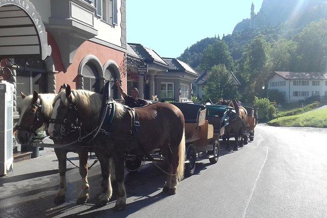 Exclusive SKiP-THE-CROWDS Neuschwanstein & Hohenschwangau Castle Tour fr. Munich