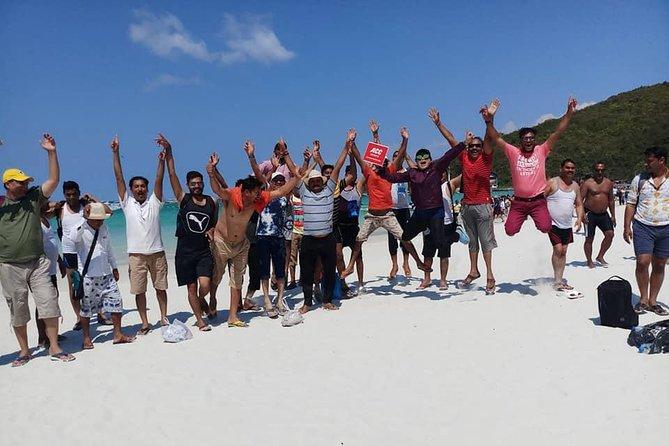 Coral Island Pattaya: Indian Lunch, Transfer, Hindi staff (India Travelers)