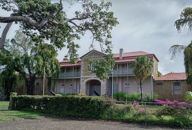 Walking Tour of The Historic Garrison and its Museum - A Military Story