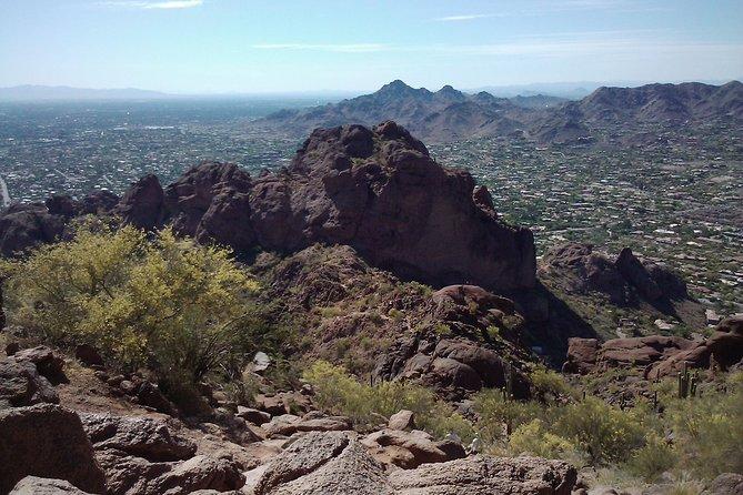 Custom Private Arizona Hiking Tour
