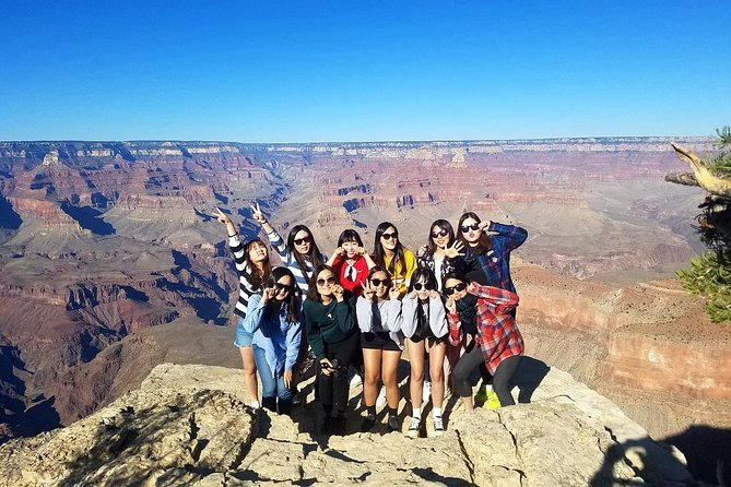 2Day Small Group Tour: Grand Canyon, Zion Canyon and Bryce Canyon from Las Vegas