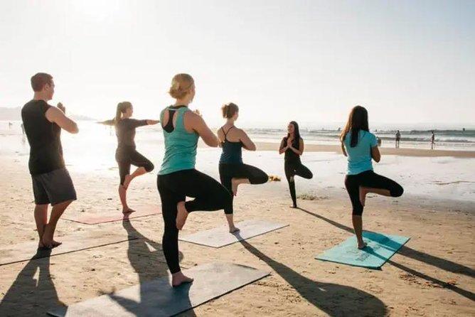Yoga on the Beach - San Diego