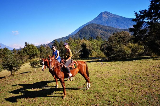 Guests of the Ranch in Guatemala