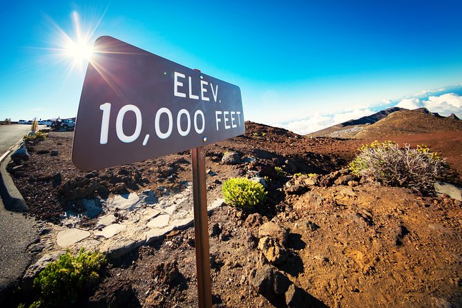 Private Haleakala Summit & Stroll from Kahului