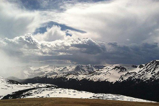 Alpine Visitors Center Tour RMNP